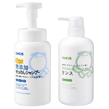 石鹸 の 香り シャンプー